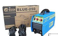 Инверторный сварочный аппарат EDON BLUE MMA-250
