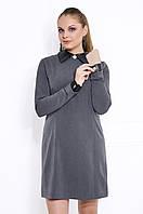 Модное платье в офисном стиле №512