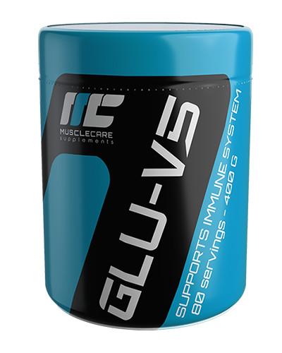Глутамин Muscle Care Glu-V5 400 g