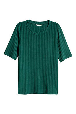 Кофта H&M Ribbed Top