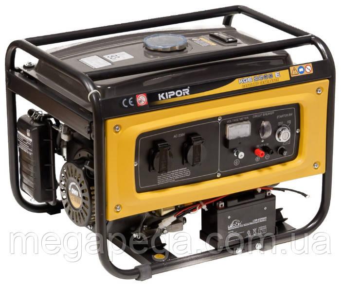 Бензиновый генератор Kipor KGE2500Е