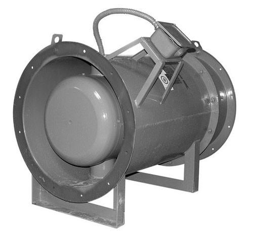 Вентилятор осевой дымоудаления Веза ВОД-080-ДУ600-Н-00400/4-У2-01-18