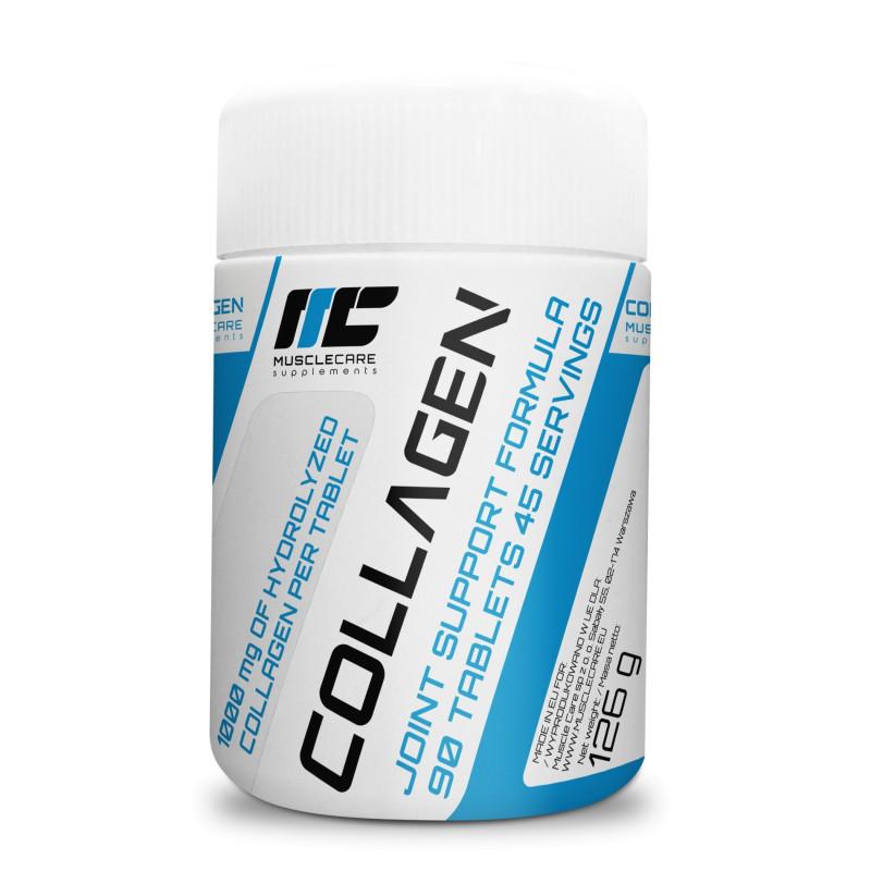 Хондропротектор Muscle Care Collagen 90 tabs