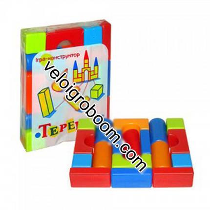 Кубики большие Теремок МАЛЫЙ, фото 2