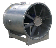 Вентилятор Веза ОСА 301-056/А-55-Н-00055/4-У2-01