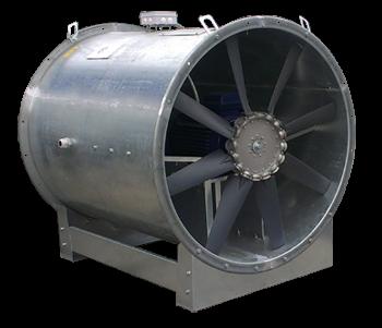 Вентилятор Веза ОСА 301-056/А-50-Н-00400/2-У2-01