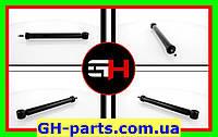 Задній масляний амортизатор на VW GOLF IV VARIANT (1J) (09.1997-06.2005)