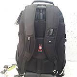 Рюкзак swissgear 1700 дорожная сумка, фото 5