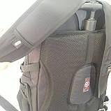Рюкзак swissgear 1700 дорожная сумка, фото 6