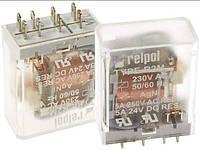 Промежуточное реле R2M 5 Ампер 2CO , 230 переменки