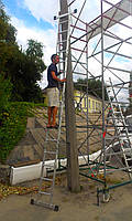 Аренда алюминиевых лестниц-стремянок, фото 9