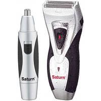 Электробритва бритва + триммер SATURN ST-HC7392