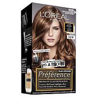 Краска для волос L'Oréal Paris  Preference Glam Bronde №4