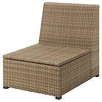 ✅ IKEA SOLLERON (603.736.24) Раздел 1, сад, коричневый