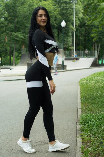 Женские спортивные лосины Soft