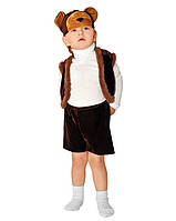 Мишка карнавальный костюм для мальчика \ Pur - 83116