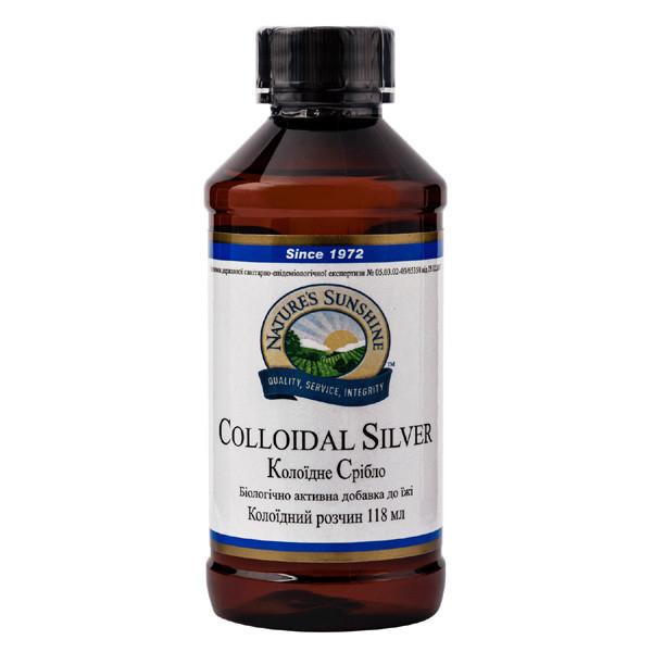 Коллоидное серебро NSP убивает 650 бактерий!Уникальный природный антисептик!