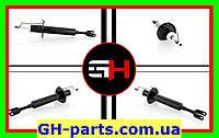 Передній газ-масл амортизатор на SEAT EXEO ST (3R5) (06.2009-)