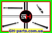 Задній газ-масл амортизатор на SEAT IBIZA V (6J5, 6J8) (03.2008-)