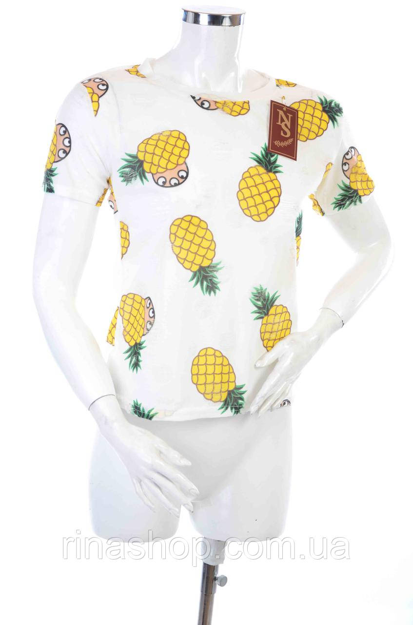 Женская футболка 223