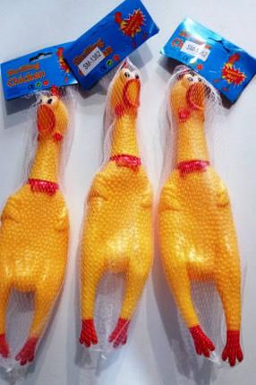 Курица со звуком (средняя), фото 2