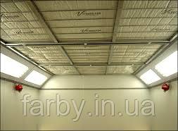 Потолочные фильтра для покрасочных камер SAIMA - ТОВ «Фарбы» в Киеве