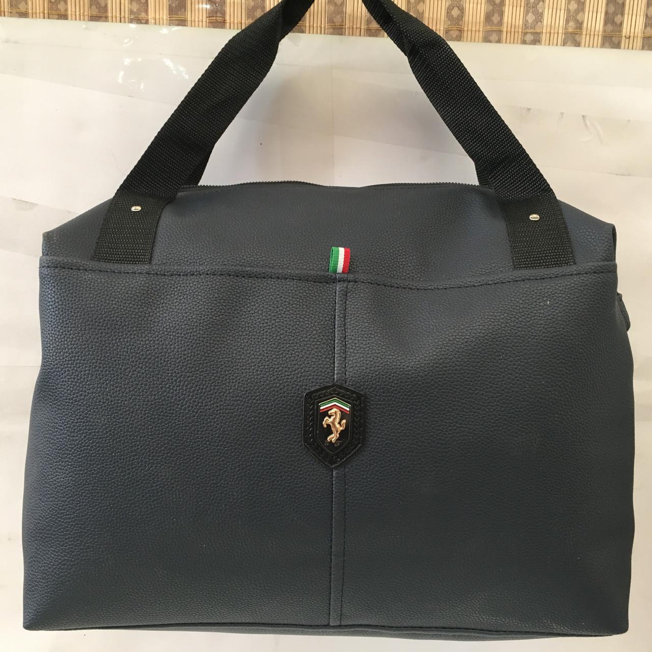 34af3574 Женская спортивная сумка Ferrari, сумка Пума Феррари оптом : продажа ...