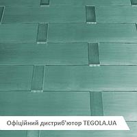 Итальянская медная черепица TEGOLA Prestige Antique Компакт — патинированная медь