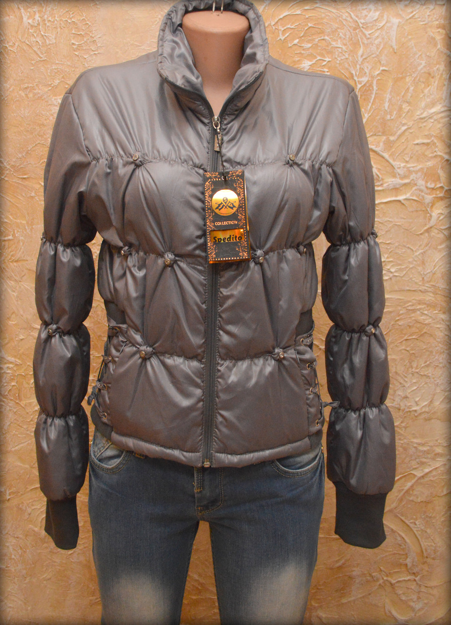 Куртка женская (осень-весна) XL