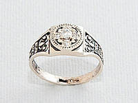 """Кольцо - перстень """"Пресвятая Богородица"""""""
