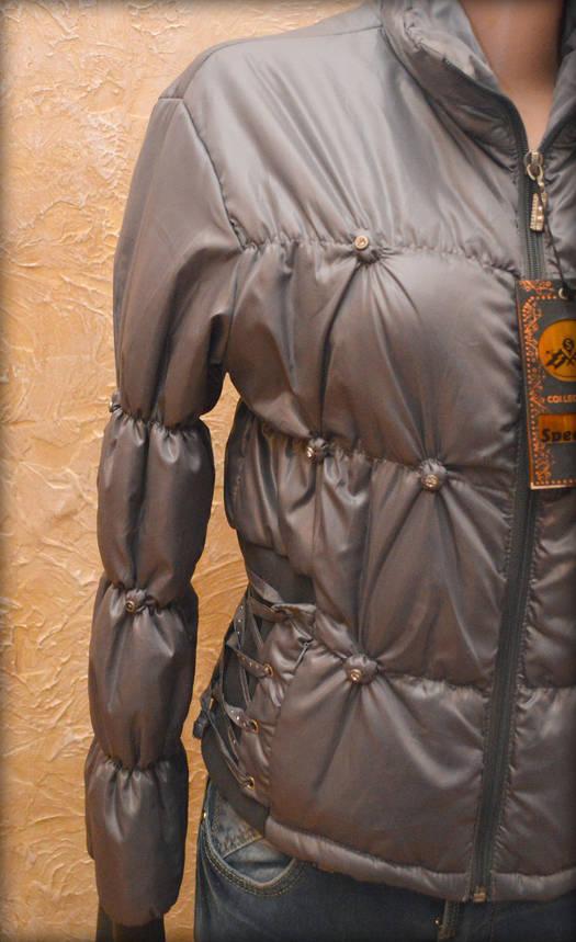 Куртка женская (осень-весна) XL, фото 2