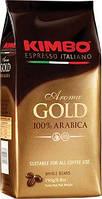 Кофе Kimbo Aroma Gold 100% Arabica в зернах 250 гр