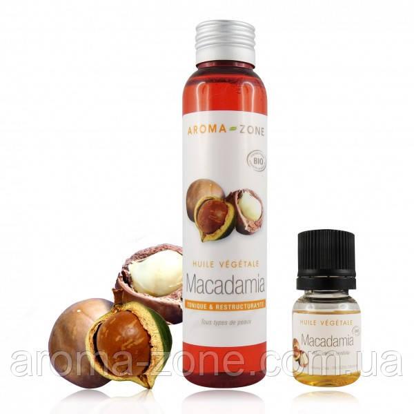 Растительное масло Макадамии (Macadamia ternifolia) BIO, 10 мл.