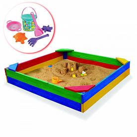 Песочница детская цветная SportBaby