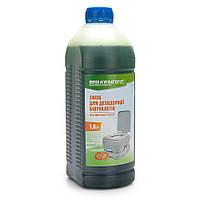 Средство для дезодорации биотуалетов Кемпинг для верхнего бака 1.6 л ( средство для бака )