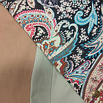 Жакет из легкого джинса , рукав 3/4 на кнопках, фото 6