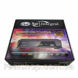 Sat-Integral S-1228 HD HEAVY METAL  HD ресивер + бесплатная прошивка!