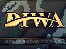 Чехол для удилищ Diwa 1.5 метра(жесткий каркас) 3 отделения, фото 3