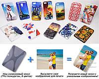Печать на чехле для Samsung Google Nexus 10 (Cиликон/TPU)