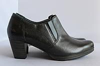 Женские кожаные туфли Tamaris, фото 1