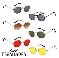 "Солнцезащитные Очки ""Retro Oval"" от Teashades - Zara Mango Benetton M&S H&M Look Ray Ban, Marc Jacobs"