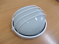Светильник НПП1106 белый/круг сетка 100Вт, фото 1