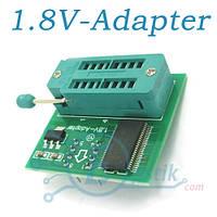 Адаптер 1.8В с ZIF панелью для TL866CS TL866A EZP2010