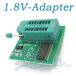 Адаптер для микросхем с питанием 1.8В, для программаторов TL866CS, TL866A, EZP2010