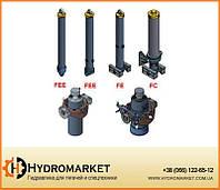 Гидроцилиндр HYVA Alpha FC A157-5-06230-000-K0343