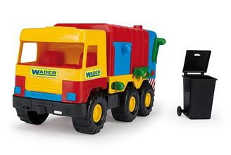 Игрушечный мусоровоз Middle Truck (39224)