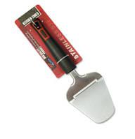 Нож для мягкого сыра, лопатка- нож для сыра 230х50 мм
