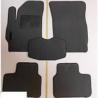 Коврики текстильные Chery Tiggo( 2005-2013) серые