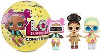 LOL Surprise Confetti Pop 3 Series, фото 1