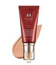 ББ крем с максимальной кроющей способностью  MISSHA M Perfect Cover BB Cream 50ml 23 - Natural Beige